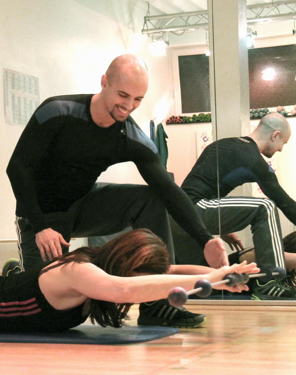 Personal Training Flexibar
